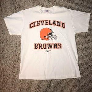 Vintage Cleveland Browns tee